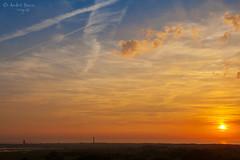 Wangerooge (ab-planepictures) Tags: wangerooge nordsee insel leuchtturm westturm natur landschaft sonnenuntergang deutschland niedersachesn sunset germany isla north sea landscape himmel sky
