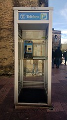 CABINA TELEFÓNICA - ESPAÑA (RMJ68) Tags: cabina telefonica telefono publico telefonos cabitel ttp telephone phone box