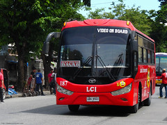 Land Car Inc. 187 (Monkey D. Luffy ギア2(セカンド)) Tags: daewoo aspire bus mindanao philbes philippine philippines photography photo enthusiasts society road vehicles vehicle explore