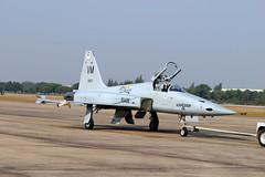 RThaiAF_F5E_61671_90405_005 (PvG - Aviation Photography) Tags: aviation aircraft military thailand rthaaf