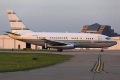 N370BC (jmorgan41383) Tags: n370bc ads kads bbj boeing croatia sweden bangor iceland aviation b737 b737200 b732 boeing737 boeing732 boeing737200