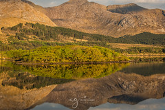 Lough Inagh (Pastel Frames Photography) Tags: lough inagh connemaranationalpark reflections stillness mountains water travel travelphotography landscape landscapephotography canon5dmark3 zoom