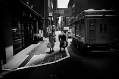 two ladies (s_inagaki) Tags: two ladies tokyo japan snap street