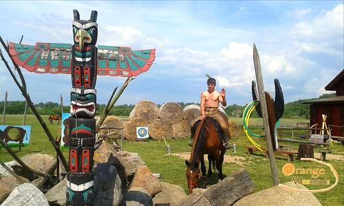 Indiāņu ciems, Lietuva