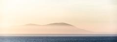 Cloudy Criffel (JordanMossom) Tags: solwayfirth solway cumbria irishsea scotland galloway maryport sunset northwest criffel hill clouds fog sea