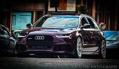 Audi RS6 (sidrog28) Tags: rs rs6 audi car estate turbo 4litre v8 twinturbo nikon newcastle north northeast northumberland 55 degrees