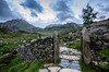 (Glen Parry Photography) Tags: nikon d7000 sigma sigma1020mm glenparryphotography snowdonia snowdonianationalpark hills mountins sky outdoor uk wales gate rocks water landscape clouds moorland mountain nationalpark nature northwales snodonia walking