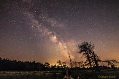 MilkyWay over Ashdown Forest (grahamxx) Tags: milky way milkyway astounding nightsky night sky ashdown forest canon1100d canon 1100d staradventurer skywatcher sigma 10mm20mm astoundingimage