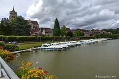 DOLE (Jura) le port (BPBP42) Tags: ville port paysage landscape landschaft