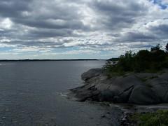 Utsikt från Näskubben (tompa2) Tags: vatten hav ålandshav simpnäs uppland sverige strand