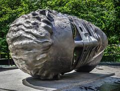Eros Bendato sculpture in Citygarden - St Louis MO (mbell1975) Tags: stlouis missouri unitedstates us eros bendato sculpture citygarden st louis mo stl usa america statue parc garden park city jarden saintlouis saint