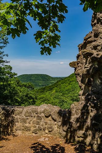 Burgruine Drachenfels 3