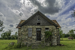 No one is home in this Gladwin structure (TAC.Photography) Tags: abandoned farm house stone architecture oldhouse rural ruralhouse stonehouse hank you wade tacphotography tomclark tomclarkphotographycom