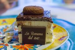 La Romana (EiaOlaf) Tags: laromana torino birthday cake sweet dessert chocolate cookies cream vegetarian icecream torta compleanno giugno italian designerdish dish colors food