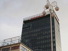 Trg bana Jelacica square, observation deck