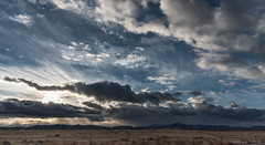 Big Sky (maytag97) Tags: maytag97 blue cloud sunset twilight desert arid field outside idaho nikon d750