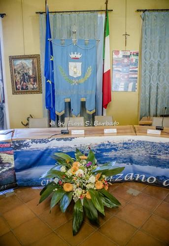 Genzano di Roma (RM), 2017, Ufficio del Sindaco e Consiglio Comunale.