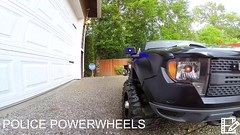 Police Powerwheels (trident2963) Tags: police power wheels powerwheels ride on rideon law enforcement led flashing lights blue red