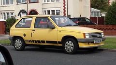 1986 Vauxhall Nova 1.0 (micrak10) Tags: vauxhall nova