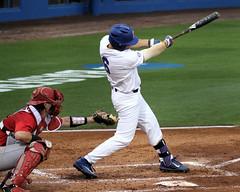 Jonathan India (dbadair) Tags: florida gators uf university sec baseball ncaa regionals gainesville 2017 college world series winners first national title omaha