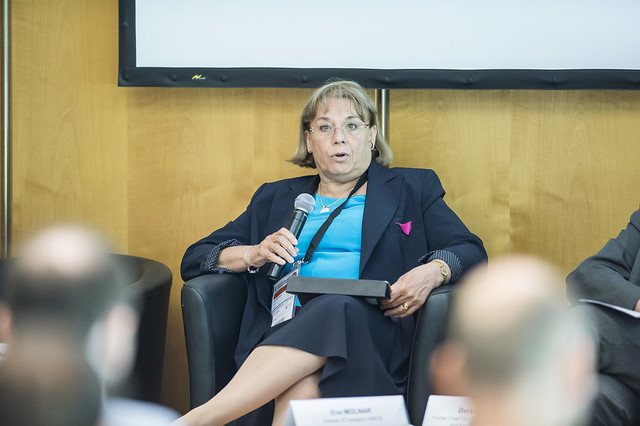 Eva Molnar on the Global Fund for Road Safety