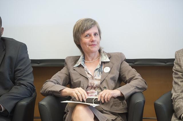 Monika Zimmermann on local goverments' efficiency