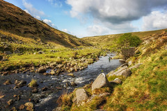 Tavy Cleave (Rich Walker75) Tags: river tavy cleave dartmoor devon landscape landscapes landscapephotography cloud clouds rivers greatbritain england eos100d efs1585mmisusm eos