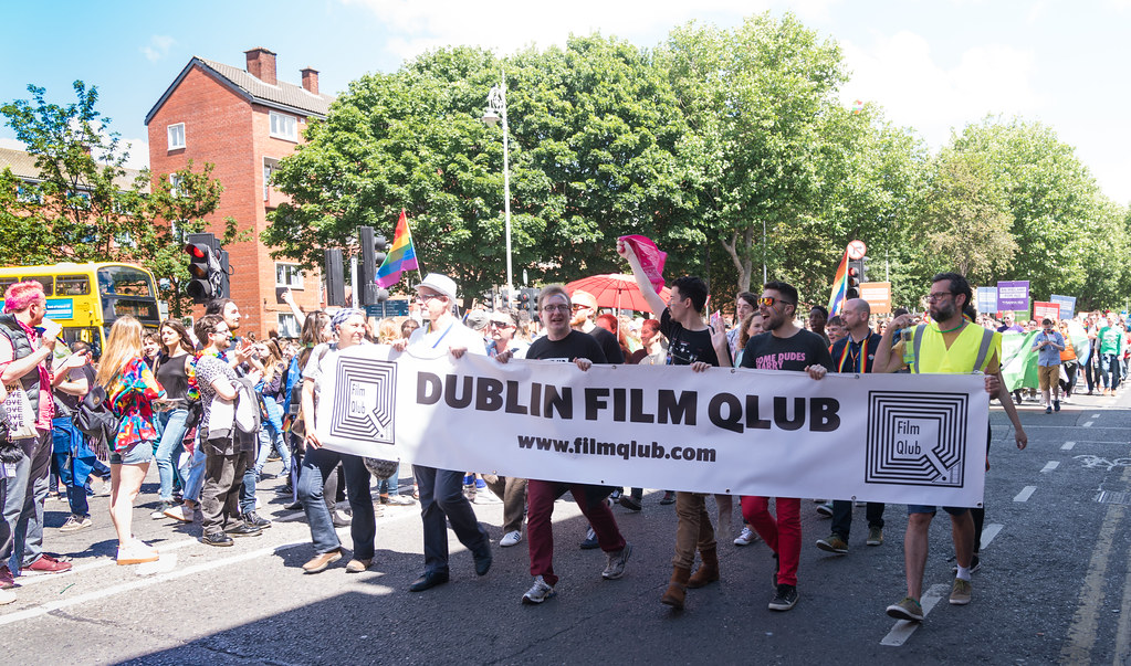 LGBTQ+ PRIDE PARADE 2017 [ON THE WAY FROM STEPHENS GREEN TO SMITHFIELD]-129975