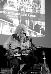The Beat Circus & Trutz Groth - Live Cuneo. 9.06.2017