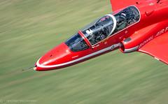 RED10 (tommerchant1) Tags: redarrow red t1 hawk t1hawk raf royalairforce aviation aviationphotography machloop lfa7 actionphotography motionblur airplane red10 redarrows snowdonia
