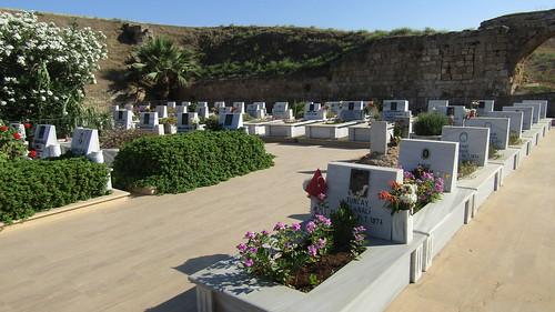 Martyrs graves, Famagusta