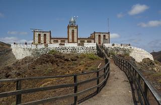 Los guardianes del mar I - Faro de la Entallada