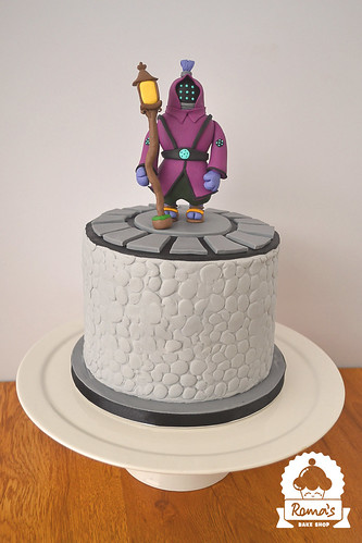 Leaugue of legends cake