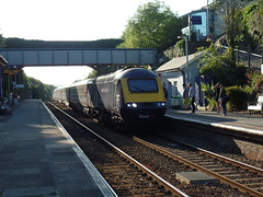 43079 Liskeard (Marky7890) Tags: gwr 43079 class43 hst 1a98 liskeard railway cornwall cornishmainline train