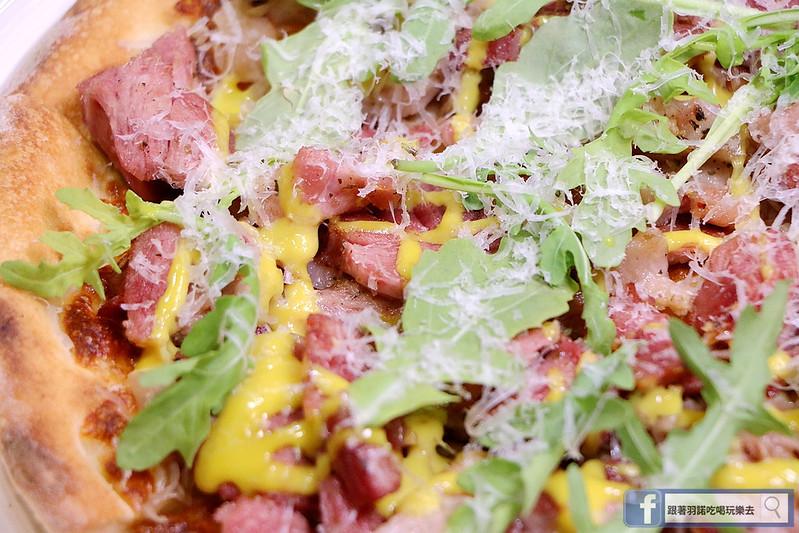 義大利米蘭手工窯烤披薩 台北中山店058