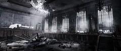 """Postcards from dead city"" # 6 (Pheabus2K9) Tags: moscow reshade metro2033 metroredux city postapocalypse"