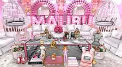 ♥Malibu Dreams♥ (Aiko Lee) Tags: cherry house dust bunny zerkalo cheeky pea half deer kalopsia mudhoney fancy decor ariskea petite maison aria garbaggio apple fall zaara erratic birdy mish