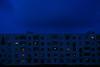 L'Heure Bleue (Photo Folio Review Gallery - Rencontres d'Arles) Tags: abstraction abstrait bleuklein bleue ciel contemplation couleur crépuscule dimension distorsion entrechienetloup entredeux extreme fascination fugace heure jour lheurebleue lumineux métamorphose nuit opposés passage paysage photo photographe photographie photographieplasticienne plasticienne poésie projet rencontre temps vue workinprogress casablanca maroc m