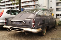 1969 Tatra 2-603 (NielsdeWit) Tags: nielsdewit car vehicle al1554 tatra 603 2 2603 ii603 rat ratlook