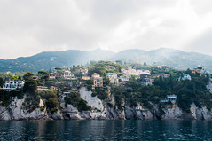 Italian Coast (Niclas Matt) Tags: village dorf sea houses italy italyrip portofino light licht beautiiful italien ligure liguria water lifestyle