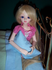 100_5407 (EilonwyG) Tags: bjd abjd luts kiddelf elfcherry sewing