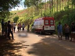 Motociclistas morrem em acidente registrado em São João Nepomuceno (portalminas) Tags: motociclistas morrem em acidente registrado são joão nepomuceno