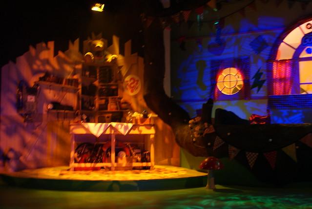 Go! Go! Go! Show Set - Baffled's Workshop