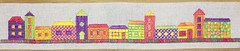 Mini Houses (ann-marieanderson-mayes) Tags: beautifulstitches needlepoint canvaswork embroidery
