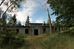 Russenstadt bei Vogelsang (Rolf Brecher) Tags: lostplaces russenstadt vogelsang history geschichte
