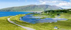 Milton Loch, Applecross (AnnieMacD) Tags: applecross milton miltonloch scotland summer waterlillies westerross