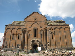 Cathedral of Ani (Alexanyan) Tags: western armenia ani armenian kingdom eglise kirche chiesa church orthodox christian kars turkey