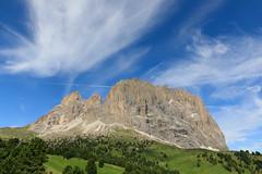 Salendo verso il Passo Sella (Guido Barberis) Tags: landscape paesaggio passo sella dolomiti montagna ber mountain val gardena alto adige sud tirol