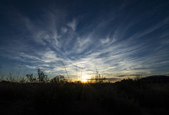 Cloudy sunset (haas.evan) Tags: red canyonlandsnationalpark needlesdistrict clouds