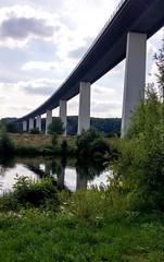 Ruhrtalbrücke (°Nina°) Tags: mülheim ruhr ruhrriver ruhrgebiet bridge brücke